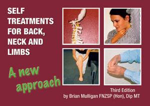 Self-Treatments for Back, Neck and Limbs: A New Approach, 3rd Edition – New!