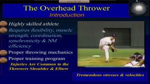 Wilk PTI Online: The Overhead Athlete (Part 1) : Assessment and Treatment-0