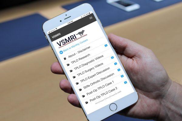 The Veterinary Sports Medicine and Rehabilitation Institute (VSMRI)-846
