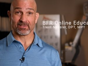 Online Blood Flow Restriction Training