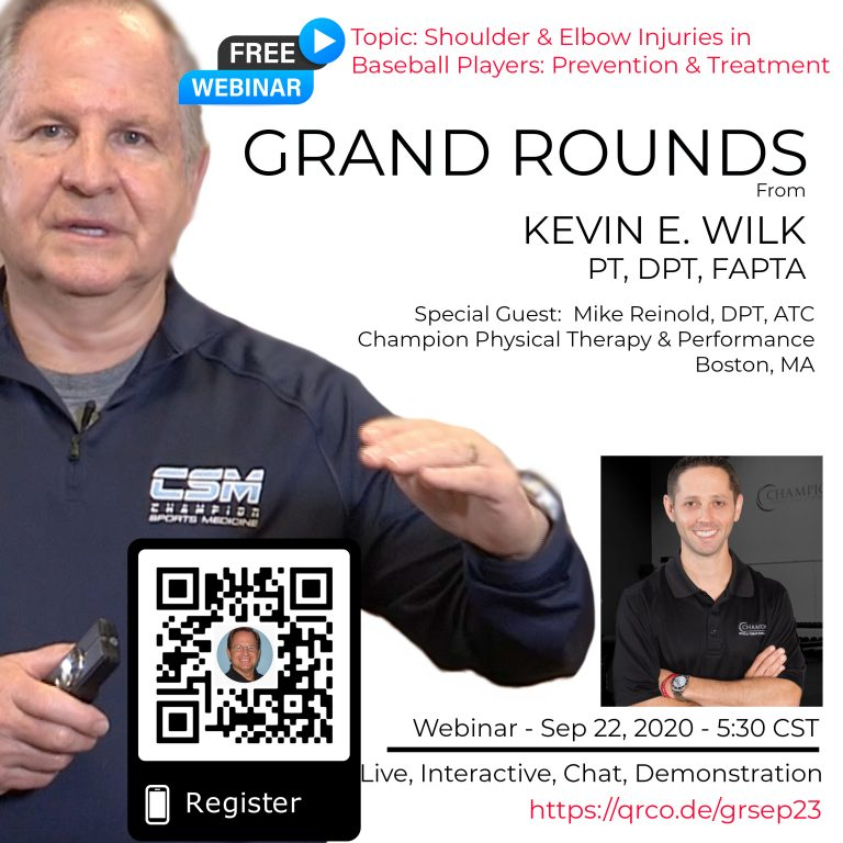 Grand Rounds Sept 22nd